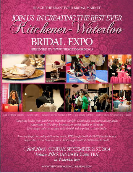Bridal Shows Ontario» Blog Archive » The Ring's KW Winter