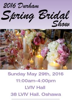 2016 Duhram Bridal Show